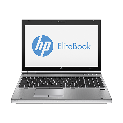 HP ELITEBOOK 8570P I7 3520M 2.9 GHZ 8GB 320GB 15.6W DVD WEBCAM WIN10 PRO - Refurbished