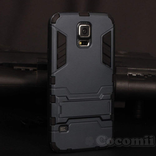 Galaxy S5 Case, Cocomii Liquid Armor NEW [Crystal Clarity] Premium HD Clear Anti-Yellow Anti-Scratch Shockproof Hard Bumper Sh