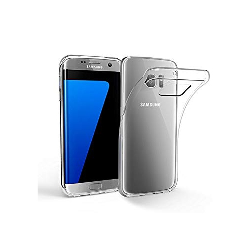 Samsung Galaxy S7 Edge Case EasyAcc Soft Clear Case Slim Anti Slip Transparent Thin Back Protector Cover for Samsung Galaxy S