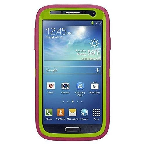 Otterbox Otterbox Defender Carrying Case for Samsung Galaxy S4 - Retail Packaging - Eden