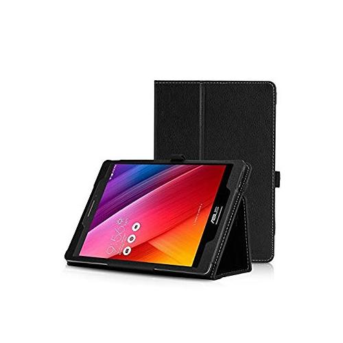 ASUS ZenPad S 8.0 (Z580C/Z580CA) Case - MoKo Slim Folding Cover Case for ASUS ZenPad Z580C/Z580CA S 8.0 inch Tablet, BLACK