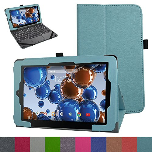 """RCA 11 Maven Pro Case,Mama Mouth PU Leather Folio 2-folding Stand Cover with Stylus Holder for 11.6"""" RCA 11 Maven Pro RCT6213W"""
