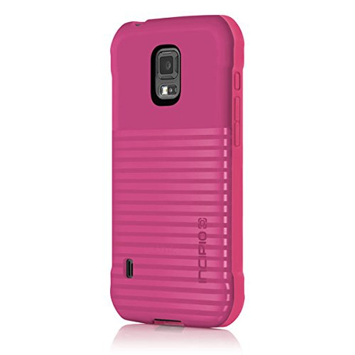 Incipio Rowan Ultra Case for Samsung Galaxy S5 Active - Retail Packaging - Pink