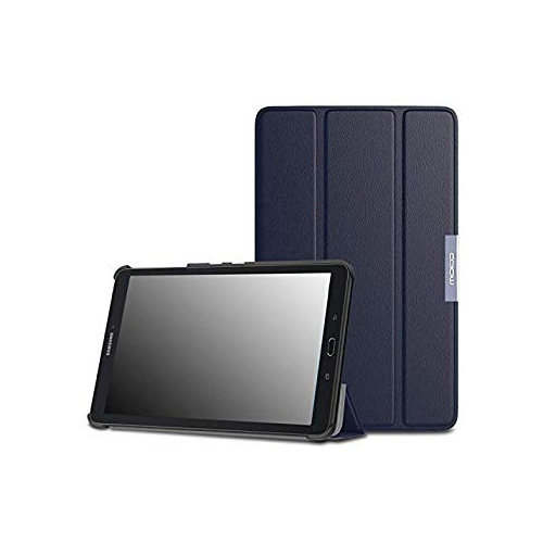 Tab E 9.6 Case - MoKo Ultra Lightweight Slim-shell Stand Cover for Samsung Galaxy Tab E / Tab E Nook 9.6 Inch 2015 Tablet (Fit