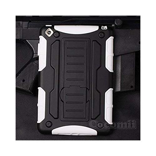 iPad Mini 3 / 2 / 1 Case, Cocomii Robot Armor NEW [Heavy Duty] Premium Tactical Grip Kickstand Shockproof Hard Bumper Shell [M