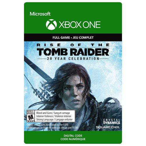 Rise of the Tomb Raider: 20 Year Celebration - Digital Download