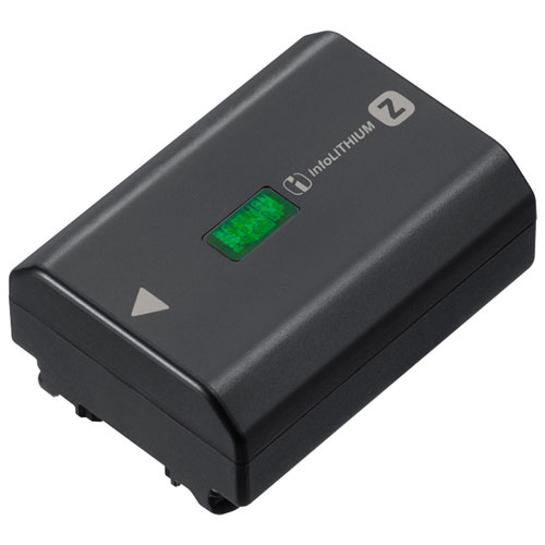 Sony Lithium-Ion Rechargeable Camera Battery for Sony a9 and a7R III Cameras