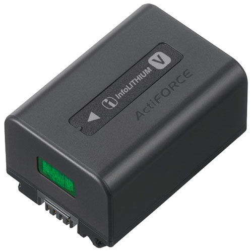 Sony Lithium-Ion Rechargeable Battery for V-Series Camcorders