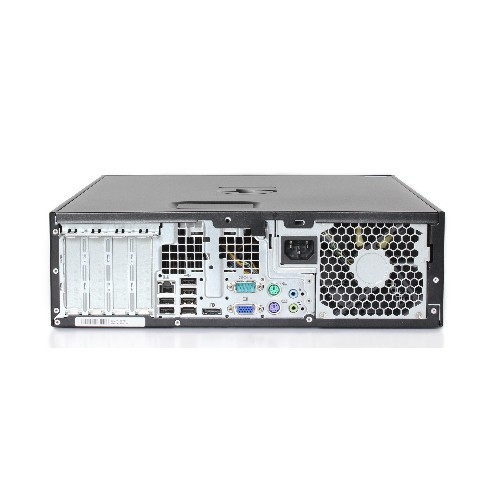Refurbished HP 8000 SFF, C2D E8400 @ 3Ghz, 4GB DDR3, 160GB, DVD-Rom, Win 7 Pro