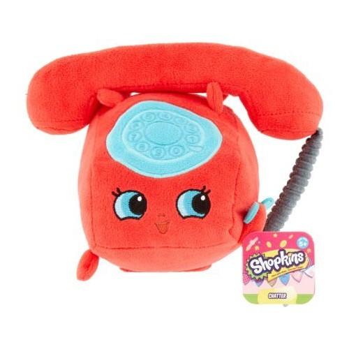 "Shopkin Chatter 6/"" Plush Toys Soft Stuffed"