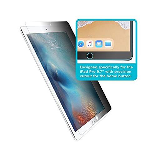 iPad Pro 9.7-inch (2016/2017) Privacy Screen Protector, Tech Armor 4Way 360 Degree Privacy Apple iPad Pro 9.7-inch Film Screen