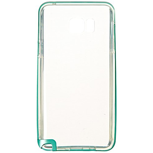 Galaxy Note 5 Case, Verus [Crystal Bumper][Mint] - [Clear Cover][Military Grade Protection] For Samsung Galaxy Note 5
