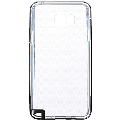 Galaxy Note 5 Case, Verus [Crystal Bumper][Steel Silver] - [Clear Cover][Military Grade Protection] For Samsung Galaxy Note 5