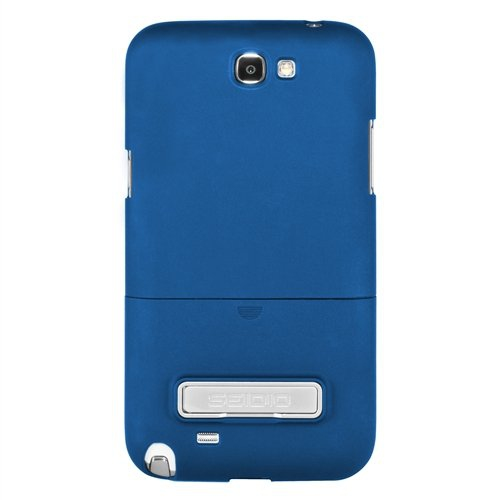 Seidio CSR3SSGT2K-RB SURFACE Case with Metal Kickstand for Use with Samsung Galaxy Note 2 1-Pack- Royal Blue