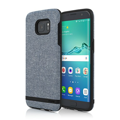 Incipio SA-749-BLU Case for Samsung Galaxy S7 Edge, Blue