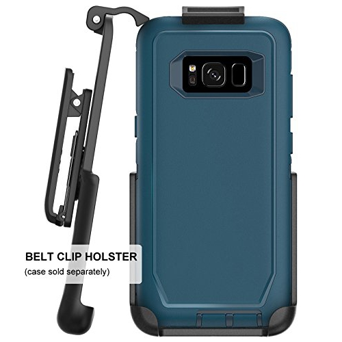 Belt Clip Holster for OtterBox Defender Case - Samsung Galaxy S8 Plus (S8+) By Encased (case not included)