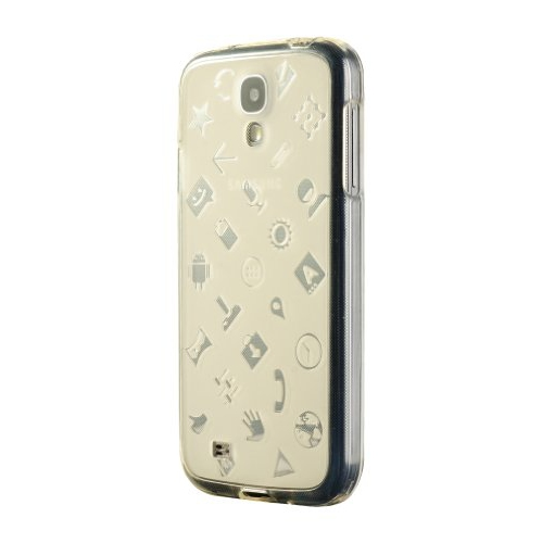 Galaxy S4 Case, Cruzerlite Experience TPU Case (EXP Case) Compatible for Samsung Galaxy S4 - Clear