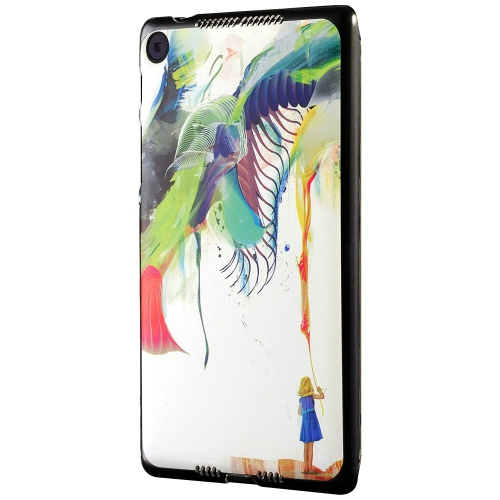 Nexus 7 FHD (2013) Case, Cruzerlite Print Case (PC Case) Compatible for New Nexus 7 FHD (2013) - Azalia