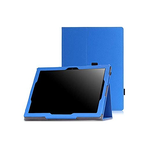 Google Pixel C Case - MoKo Slim Folding Cover Case with Auto Wake / Sleep for Google Pixel C 10.2 Inch 2015 Tablet, BLUE