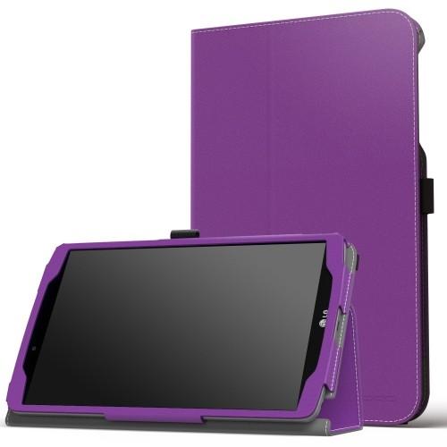 LG G Pad F 8.0 / G Pad II 8.0 Case, MoKo Slim Folding Cover for [4G LTE AT&T Model V495 / T-Mobile Model V496 / US Cellular Mo