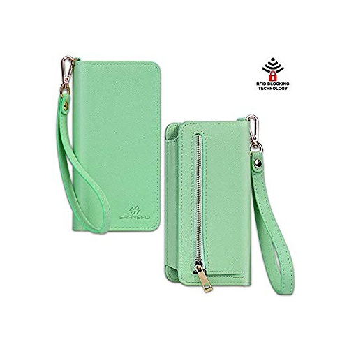 Shanshui Wallet Case for Nexus - Green
