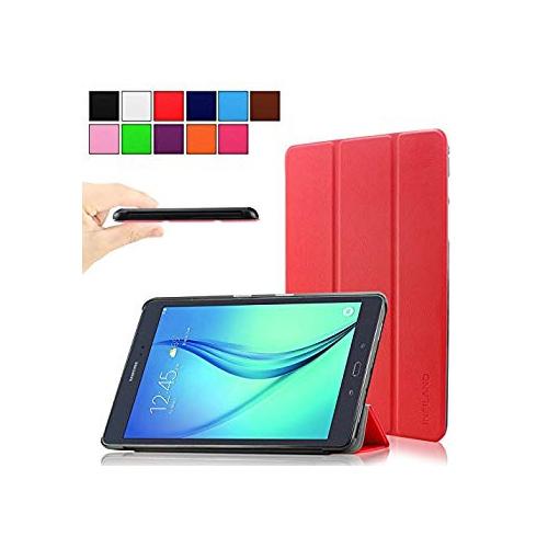 Infiland Samsung Galaxy Tab A 9.7 case, Ultra Slim Tri-Fold Case Smart cover for Samsung Galaxy Tab A 9.7-Inch SM-T550 Tablet