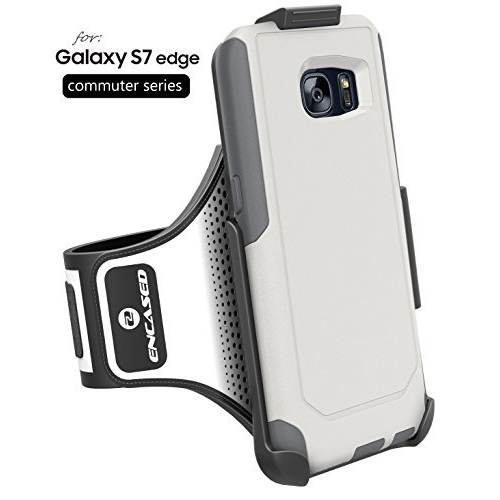 Encased Armband for Otterbox Commuter Series - Galaxy S7 Edge (case is not included)