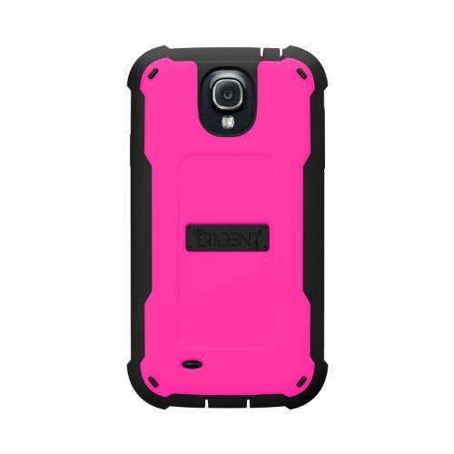 Trident Cyclops Series Case for Samsung Galaxy S4/GT-I9500 - Retail Packaging - Pink