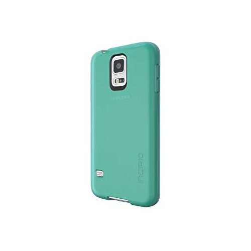 Incipio SA-530-TRQ NGP Case for Samsung Galaxy S5-Retail Packaging-Turquoise