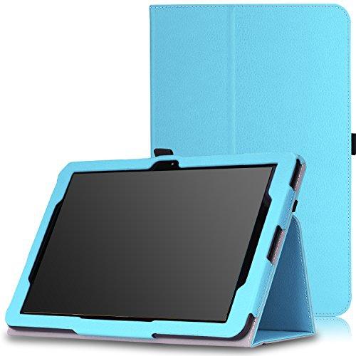 LG G PAD X 10.1 Case - MoKo Slim Folding Cover with Auto Wake / Sleep for LG G Pad 2 10.1 inch (V940) / LG G PAD X 10.1 Inch (