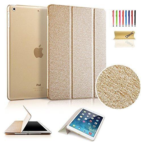 iPad Mini Case, Mini 2/3 Case, Dteck(TM) Ultra Slim [Lightweight] Tri-fold Leather Case with [Auto Wake/ Sleep Function] Smart