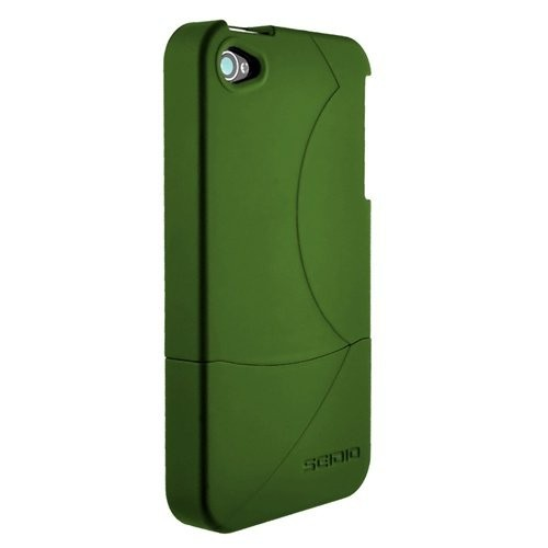 Seidio SURFACE Case for iPhone 4 (Sage)