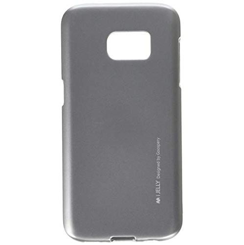 Galaxy S7 Case, [Ultra Slim Fit] Goospery? i-Jelly Case [Metallic Finish] Premium TPU Case Cover [Anti-Yellowing / Discoloring