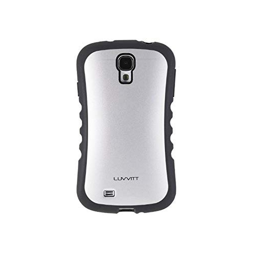 LUVVITT ARMOR PRO Case for Samsung Galaxy S4 - Silver