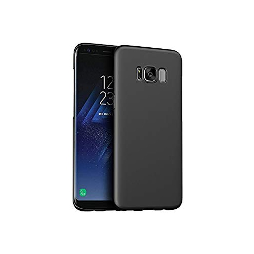 Samsung Galaxy S8 Thin Case, UCMDA Smooth Coating [Perfect Fit] [Ultra Slim] Hard Protective PC Snap Cover for Samsung Galaxy
