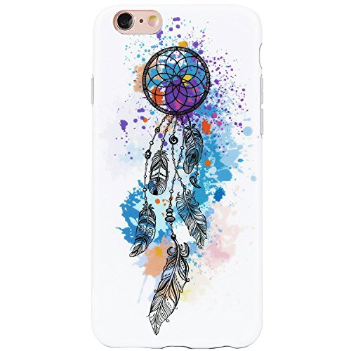 Dicheer Fitted Soft Shell Case For Iphone 6siphone 6 Clearblue