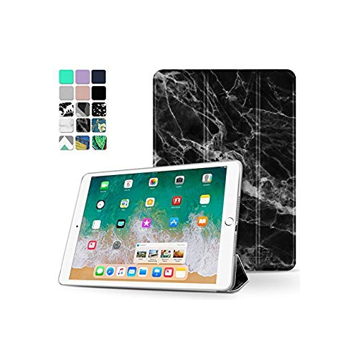 TNP iPad Pro 10.5 Case - Ultra Slim Lightweight Smart Shell Folio Cover Case with Multi-angle Stand, Smart Auto Wake / Sleep f