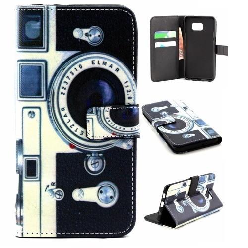 S6 Edge Plus Case,Galaxy S6 Edge Plus Case,[Wallet Feature],YiLin [Kickstand][Card Slot][Flip][Slim Fit] Premium Protective Ca