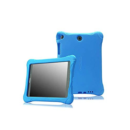 MoKo Samsung Galaxy Tab A 9.7 Case - Kids Friendly Ultra Light Weight Shock Proof Super Protective Cover Case for 2015 Galaxy