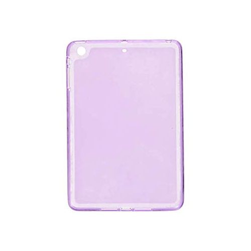 MYBAT Unique Protective Case for iPad Mini (Solid Purple)