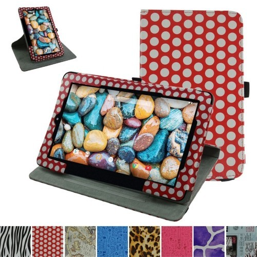 "RCA 11 Maven Pro Rotating Case,Mama Mouth 360 Degree Rotary Stand With Cute Lovely Pattern Cover For 11.6"" RCA 11 Maven Pro RC"