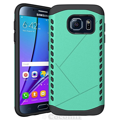 Galaxy S7 Case, Cocomii Paladin Armor NEW [Heavy Duty] Premium Tactical Grip Slim Fit Shockproof Hard Bumper Shell [Military D