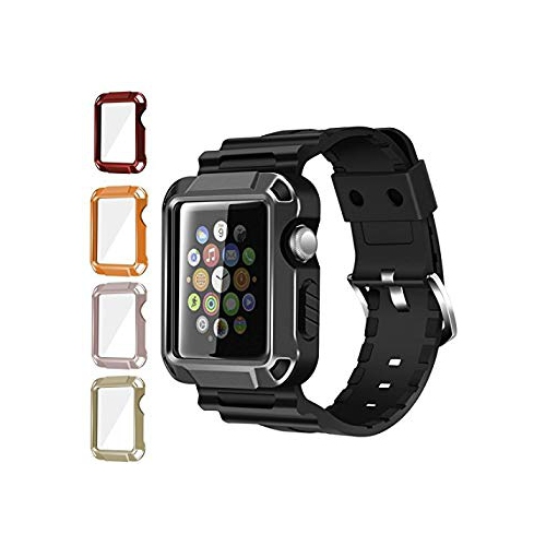 designer fashion 0088e ea1a3 Apple Watch Cases: Ultra thin & Water Resistant | Best Buy Canada