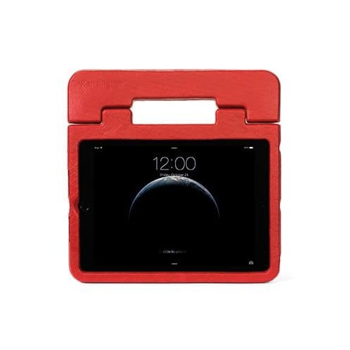 Kensington Safegrip Rugged Carry Case & Stand iPad Air 1/2 Red (97363)