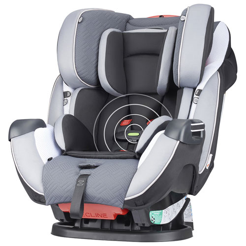 Evenflo Symphony DLX Convertible 4 In 1 Car Seat