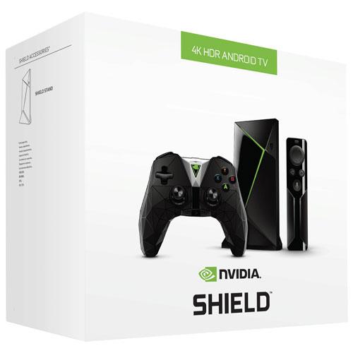 NVIDIA SHIELD TV Gaming Edition 16GB 4K HDR Streaming Media Player - English