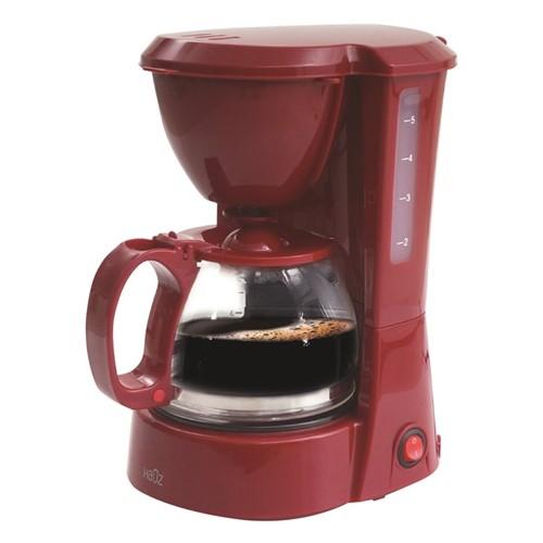78010ec599cc Hauz 5 Cups 750ml Coffee Maker Red   French Presses   Percolators ...