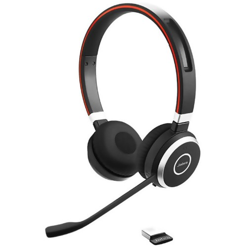 Jabra Evolve 65 Wireless Stereo Professional Headset