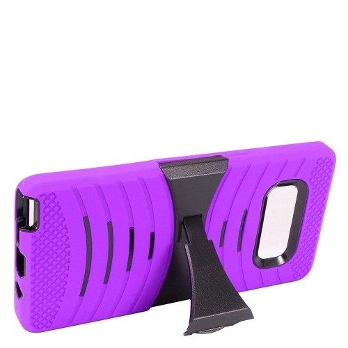 Insten Fitted Hard Shell Case for Samsung Galaxy Note 8 - Purple