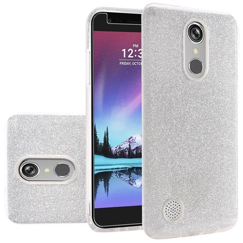 Insten Fitted Soft Shell Case - Silver
